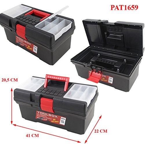 Werkzeugkoffer Classic PAT1659 - 41x22x20,5cm
