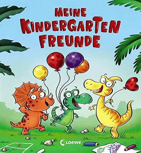 reunde (Dino): Erinnerungsbuch für Jungen ab 3 Jahre (Eintragbücher) ()