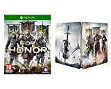 For Honor + Steelbook - Special Limited Esclusiva Amazon - Xbox One immagine