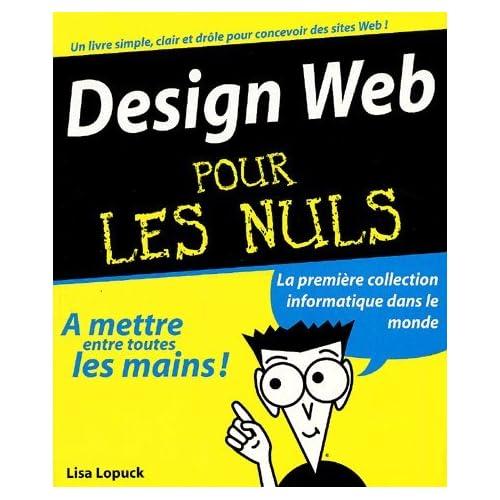Design Web pour les nuls