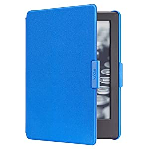 Amazon Protective Cover for Kindle, Blue — Not compatible with 10th Generation (2019 Release)