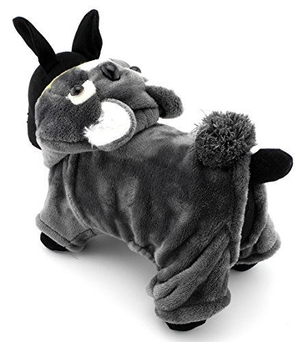 ranphy Koala Muster Kleine Hund Katze Fleece Schlafanzüge Outfits Pet Halloween-Kostüm Fancy Apparel Chihuahua (Plus Supplies Großhandel)