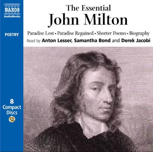 The Essential John Milton (Naxos Poetry) (Poetry S.)