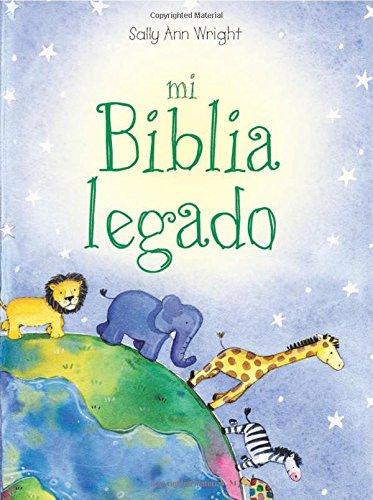 Mi Biblia legado por Sally Ann Wright