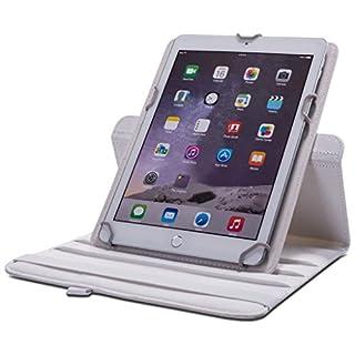 Um 360Grad drehbare Ständer-Schutzhülle für iPad 2/3/4, Air, Air 2, Pro 9,7und iPad Pro der 5. Generation, mit Aufwach- und Schlaf-Funktion