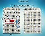 #9: Kuber Industries Designer Wall Hanging, Multi Utility hanging Kit (Aadhar, Pan, Voter Id) - KI3503
