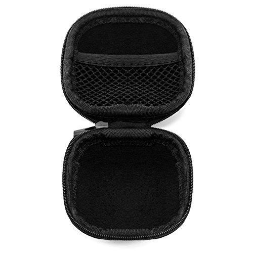 deleyCON SOUNDSTERS Universelle Kopfhörer-Tasche - Case für In-Ear Ohrhörer - Robuster Schutz für Unterwegs - integriertes Fach - für unzählige Kopfhörer passend - 5