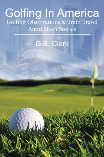 Golfing in America Cover Image