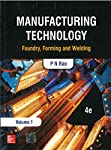 The revised edition of this hallmark text offers a balanced and comprehensive treatment of conventional and emerging technologies in the field of Foundry, Forming and Welding. Lucid presentation, expanded topical coverage and rich pedagogy make this ...
