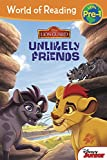 The Lion Guard: Unlikely Friends (World of Reading: Level Pre-1)