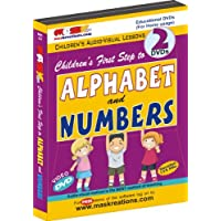First Step to Alphabet and Numbers