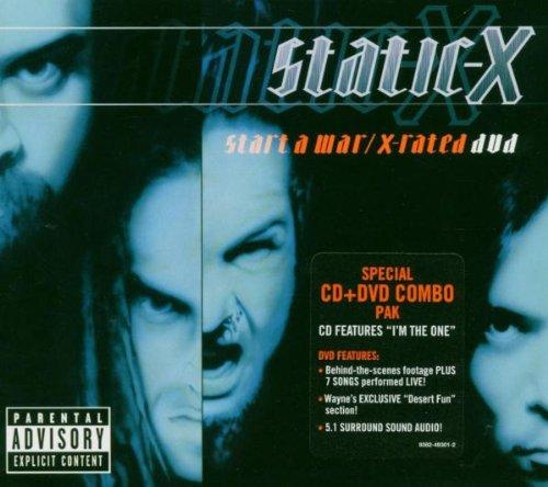Start a War [CD and DVD]