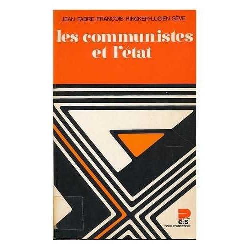 Les communistes et l'Etat
