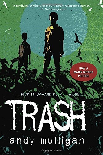 Portada del libro Trash by Andy Mulligan (2011-10-11)
