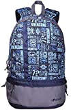 F Gear Burner 26 Liters P10 Sky Blue Casual Backpack (2186)