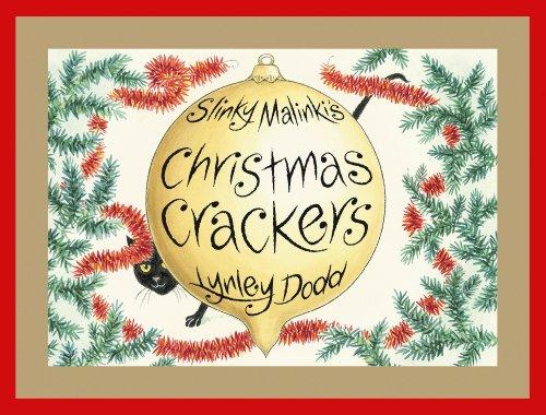Slinky Malinki Christmas Crackers (English Edition) Pott Spot