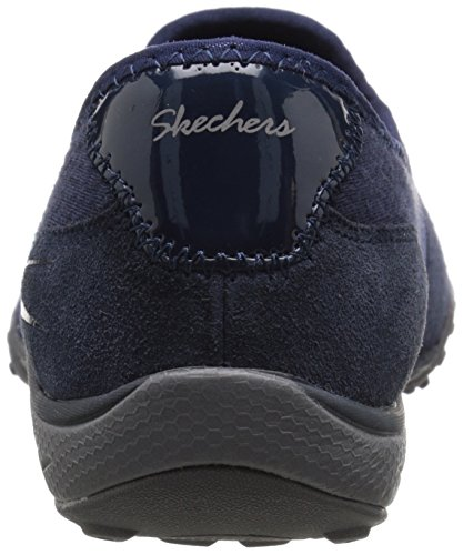 Skechers - Breathe-easy allure, Scarpe da ginnastica Donna Navy