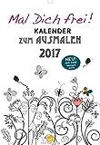 Mal Dich frei! – Kalender 2017 zum Ausmalen
