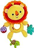 Fisher-Price Mattel CGN89 - Babyspielzeug - Kleiner Spiel-Löwe