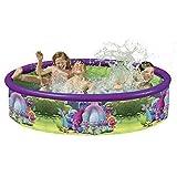 Pool / Steilwandpool / Swimmingpool / Planschbecken / Schwimmbecken mit bunten Motiven von...