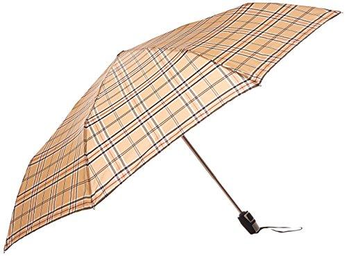knirps-parapluie-en-fibre-t2-duomatic-28-cm-karo-braun-taglia-unica