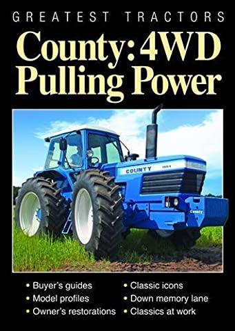 Greatest Tractors: County: 4WD Pulling Power (2011-01-13)