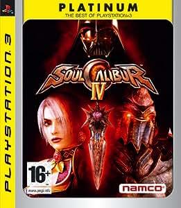 Soulcalibur IV - platinum