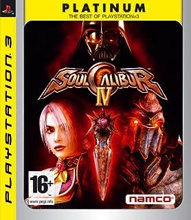Soulcalibur IV - platinum (B0028WFV3O) | Amazon price tracker / tracking, Amazon price history charts, Amazon price watches, Amazon price drop alerts