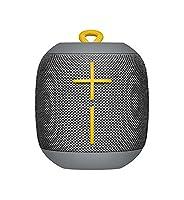 Ultimate Ears 984-000856 WONDERBOOM Bluetooth Speaker Waterproof with Double-Up Connection - Stone Grey