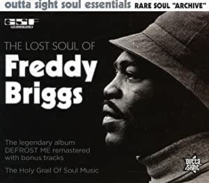 The Lost Soul of Freddy Briggs: Defrost Me