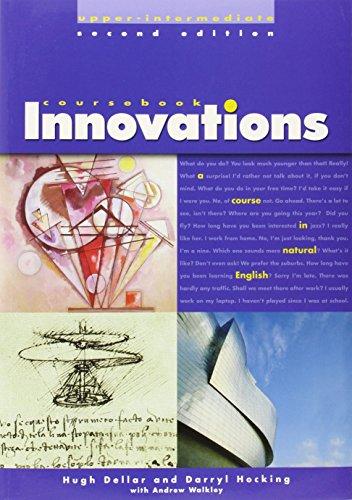 Innovations. Upper-Intermediate. Student book. Per le Scuole superiori: Upper International Student Book