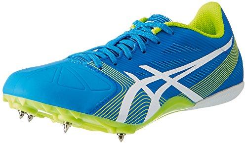 Asics Hyper Sprint 6, Chaussures de Running Mixte Adulte Bleu (Diva Blue/white/aqua Splash)
