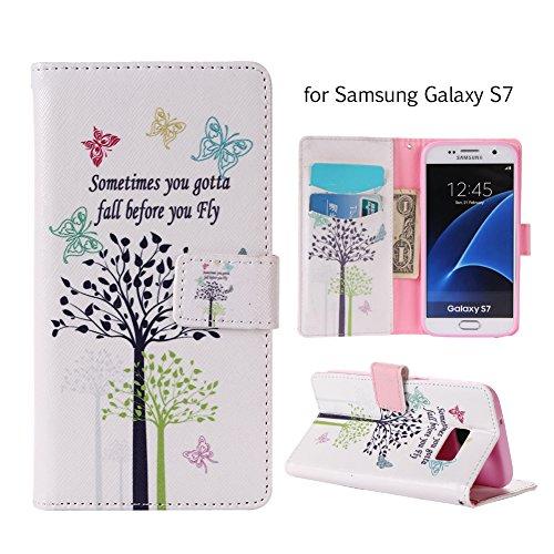 Aeeque iPhone 5/5S/5C/SE/6 plus/6S,, Samsung Galaxy S3/S4/S5/S6/S6/S6 Edge Edge J5/plus/nota 5/S7/S7/Edge G360/G530/i9060, Sony Xperia M4/Z5 mini/Z5, P8 Huawei Lite pittura, disegno elegante Custodia  Spring Scenery