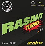 Play a fast-paced game of table tennis and deliver accurate shots packed with power by getting this Rasant Turbo 2.1 mm Table Tennis Rubber from Joola for your blade.For the aggressive player, who masters the modern, fast technique close to the table...