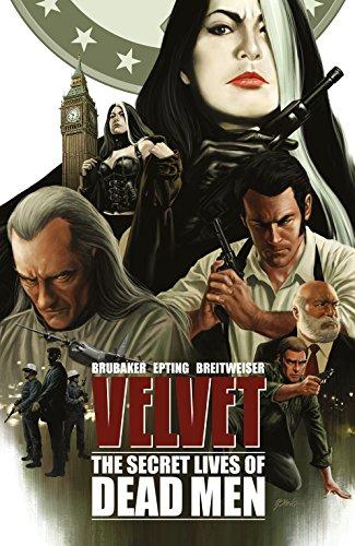 Velvet - Band 2: The Secret Lives of Dead Men Womens Rohleder