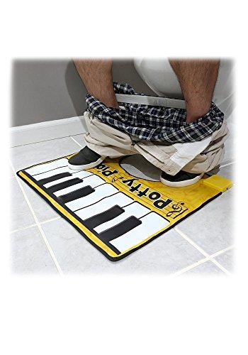 Klavier Toilettenspiel mit Liederbuch - Piano Toiletten Spiel Potty Piano Musiker