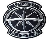 Yamaha Star Rider Road Star Roadliner Royal V Star Warrior Raider Stryker Dragstar VS XVS iron on patch Aufnaher
