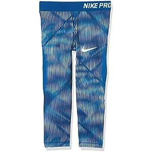 Nike Mädchen G Np Hypercool Capri Aop1 Caprihose