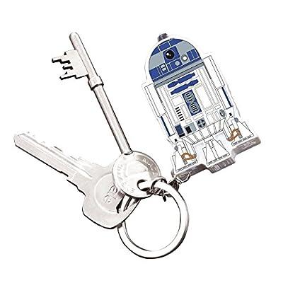 Star Wars R2D2 Sound Effects Keyring Torch