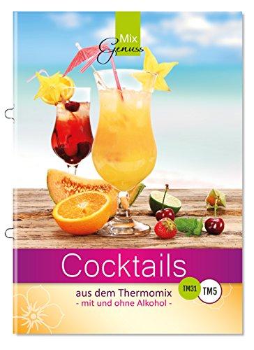 Buchseite und Rezensionen zu 'Cocktails aus dem Thermomix: - mit und ohne Alkohol -' von Corinna Wild