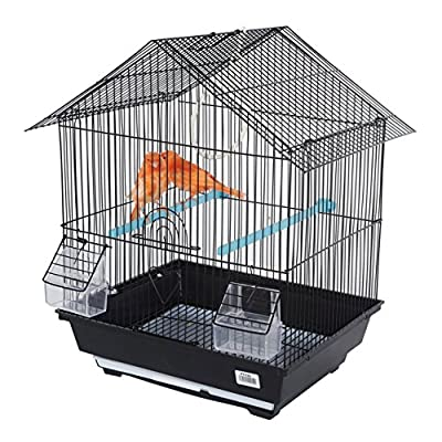 Pet Ting Foxglove Bird Cage - For Finch Canary Budgie and other similar sized Birds () by Pet Ting
