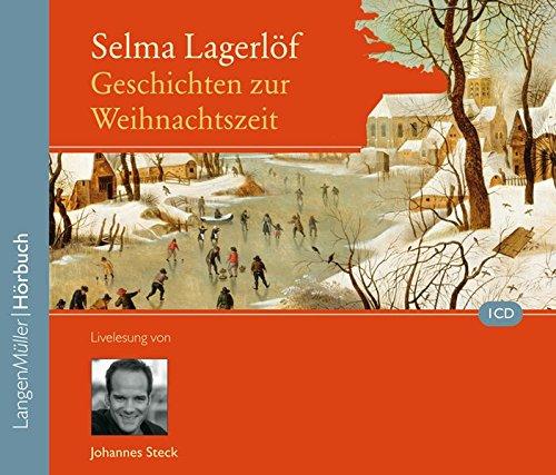 Geschichten zur Weihnachtszeit: Gelesen von Johannes Steck: Alle Infos bei Amazon