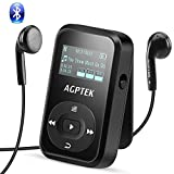 8GB Bluetooth 4.0 MP3 Player mit Clip