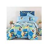 Caleffi Trapunta Topolino Disney Singola Mickey Boys - Singola (170x265 cm) - trapDisneyS1717