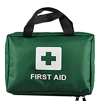 99pcs Supreme First Aid Kit Bag - Inc. Eye Wash, Crepe, Ice Pack, Thermal Blanket - Home, Office, Vehicle, Workplace… 9