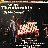 Mikis Theodorakis - Pablo Neruda - Canto General - RCA - PFL 2-8072, RCA - 26.28134, RCA Special - PFL 2-8072