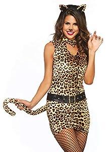 Wonderland- Mujer, Multicolor, Large (EUR 42-44) (Leg Avenue Inc. 8402981034388)