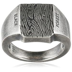 caï FINERING - Anello, argento, argento, 62 (19.7), cod. C4195R/90/00/62