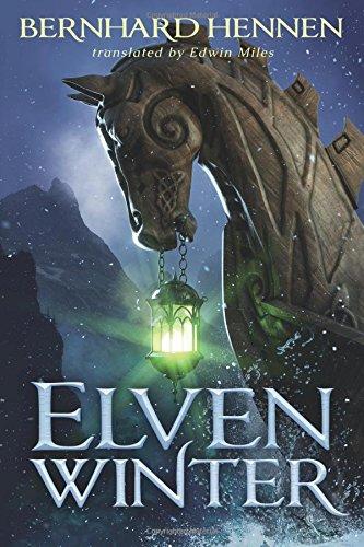 Elven Winter (The Saga of the Elven)