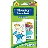 #7: Flash Cards - Phonics Made Easy 54 Per Package (Pack of 3 )